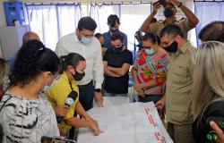 Comando-Geral do Corpo de Bombeiros avaliam áreas em colíder para construção da nova sede e escola militar