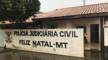Homem é preso em MT acusado de abusar sexualmente da própria mãe