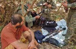 Nova Bandeirantes: Suspeito preso pela PM carregava R$ 50 mil, armas e coletes
