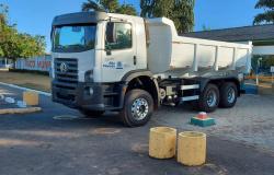 Alta Floresta: presidente destaca aquisição de mais um caminhão com recursos próprios