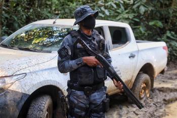 Operação Amazônia intensifica fiscalização de municípios que mais desmatam - Foto por: Christiano Antonucci/Sema-MT