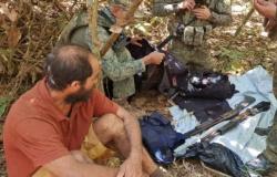 Polícia acredita que dois assaltantes ainda estejam na mata em Nova Bandeirantes