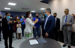 Laice Souza é a primeira mulher a assumir a Secretaria de Comunicação de MT