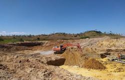 Novo Mundo: Polícia Militar descobre garimpo ilegal de ouro e prende sete homens