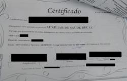 MT - Dentista é acusada de emitir mais de 40 certificados falsos