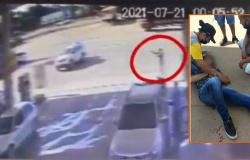 Alta Floresta: Jovem sofre tentativa de homicídio em posto de combustível, suspeito é baleado ao atirar contra Policiais