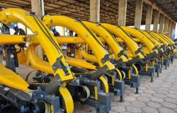 Alta Floresta, Carlinda e mais 10 municípios do Nortão recebem nesta quinta equipamentos do Governo de MT