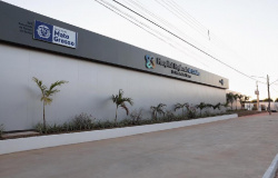 Governador inaugura nova ala de hospital regional e entrega cestas básicas e equipamentos agrícolas em Colíder e Guarantã do Norte