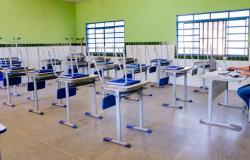 Salas vão funcionar como 'bolhas' no retorno das aulas presenciais em MT