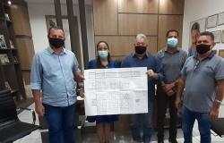 Tuti e Claudinei recebem pedido de apoio do IFMT para construção do Bloco de Zootecnia
