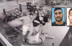 Dupla que matou PM espancado se entrega após 10 dias de fuga