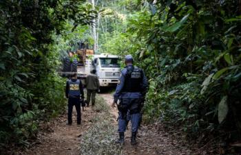 Mato Grosso reduz 60% dos alertas de desmatamento com ações da Operação Amazônia