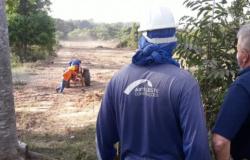 MT-325: Porto de Areia vira canteiro de obra para construção de ponte no Teles Pires em AF