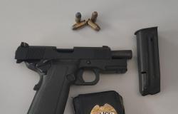 Suspeito de furtar carros em MT para comercializar na Bolívia é preso com arma da polícia de SP
