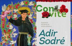 Exposição na OAB-MT homenageia artista mato-grossense Adir Sodré