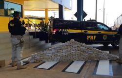 Policiais da PRF derrubam mais uma carga de droga no Mato Grosso