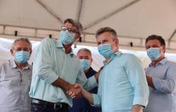 Alta Floresta: Governador Mauro Mendes assina convênio para pavimentação e construção de 213 casas no município