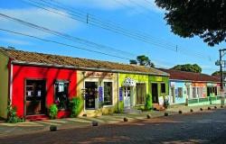 Cidade turística de MT decreta emergência por causa de seca extrema