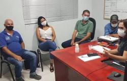 Paranaíta: Secretária de Agricultura se reúne com representantes do Conselho Municipal Desenvolvimento Rural Sustentável