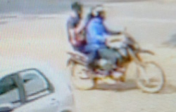 INVESTIGAÇÃO: Polícia tenta identificar ladrões que assaltaram joalheira em AF