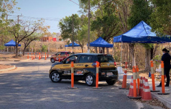 Mais de duas mil provas de carro são aplicadas em mutirão realizado pelo Detran-MT