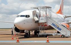Companhia terá a partir de outubro voos noturnos no aeroporto de Sinop