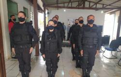Cadeia de Alta Floresta passa a contar com mais cinco policiais penais