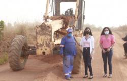 Alta Floresta: vereadoras acompanham recuperação da MT-325