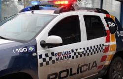 MT - Ladrão é espancado e agradece chegada de policiais