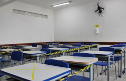 Sobe para 23% o número de escolas estaduais com registro de casos de Covid-19 em MT
