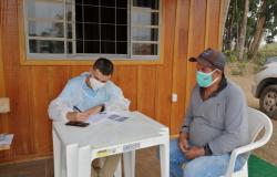 COVID-19: Secretaria de Saúde de Alta Floresta realiza testagem em trabalhadores do setor madeireiro