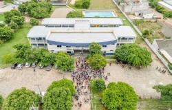 Primeira escola Estadual de Alta Floresta passa por processo de militarização; comunidade reclama que não foi ouvida