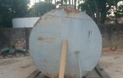 Alta Floresta: Polícia Civil recupera motores e tanque de água furtado de uma empresa na Rogério Silva.