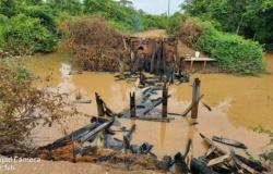 Alta Floresta: vereadores cobram recuperação de pontes na Vicinal 3ª Sul, uma foi queimada
