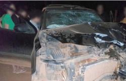 Acidente envolvendo 4 veículos deixa três pessoas em estado grave em Colíder