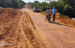 Alta Floresta: tráfego na ponte de acesso aos bairros Boa Nova 1 e 2, é liberada parcialmente