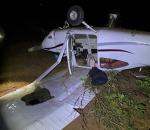 MT - Ação integrada apreende 9 fardos de cocaína em avião vindo da Bolívia