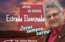 Estrada Iluminada - Jesus sempre curou.