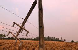Mato Grosso registra mais de 600 mil raios em apenas três dias