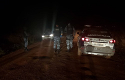 Ação rápida da PM recupera veículo roubado em Alta Floresta
