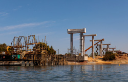 Governo investirá R$ 67 milhões na construção da ponte na MT - 419 entre Carlinda e Novo Mundo