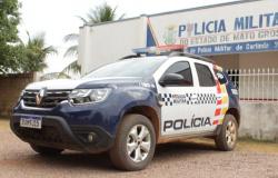 Carlinda: após assalto em hotel, bandido é morto em troca de tiros com a polícia militar