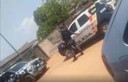 Após troca de tiros com a PM, segundo envolvido em roubo a hotel em Carlinda é detido em Alta Floresta