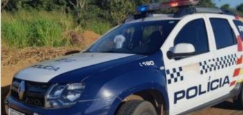 Alta Floresta: motorista é amarrado e deixado em vicinal após roubo