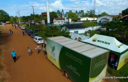 Apiacas, Paranaíta e Nova Bandeirantes vão receber equipe do Mutirão Rural
