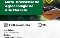 UNEMAT realiza 1ª semana de agroecologia em Alta Floresta
