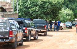 Delegado lista 4 crimes e oficializa prisão de homem que manteve o próprio filho refém em Alta Floresta