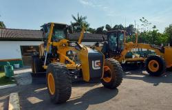 Presidente da Câmara parabeniza Prefeitura de Alta Floresta por aquisição de motoniveladoras