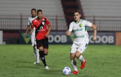 Cuiabá empata em 0 a 0 com o Atlético-GO; Dourado aumenta série invicta no Brasileirão