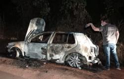 Alta Floresta: Comerciante sofre tentativa de homicídio, ao fugir tem carro incendiado